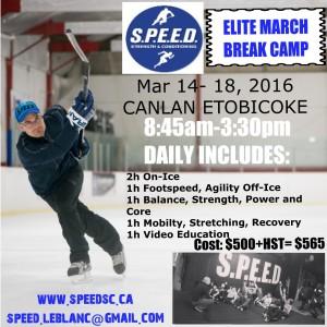 March Break Camps Version 2