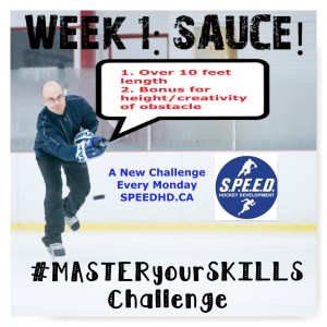 Week 1 Sauce